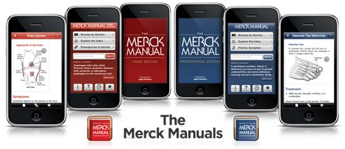 merck manual for healthcare professionals