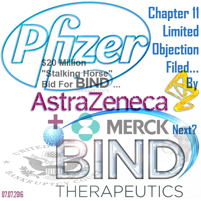 Just A Life Sciences Blog...: BIND Therapeutics Chapter 11