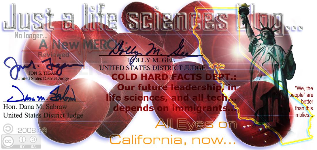 Just A Life Sciences Blog...